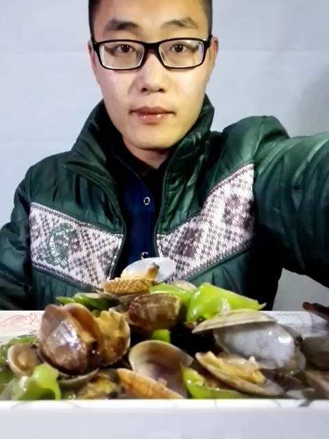 爆炒花蛤,今晚先暂停