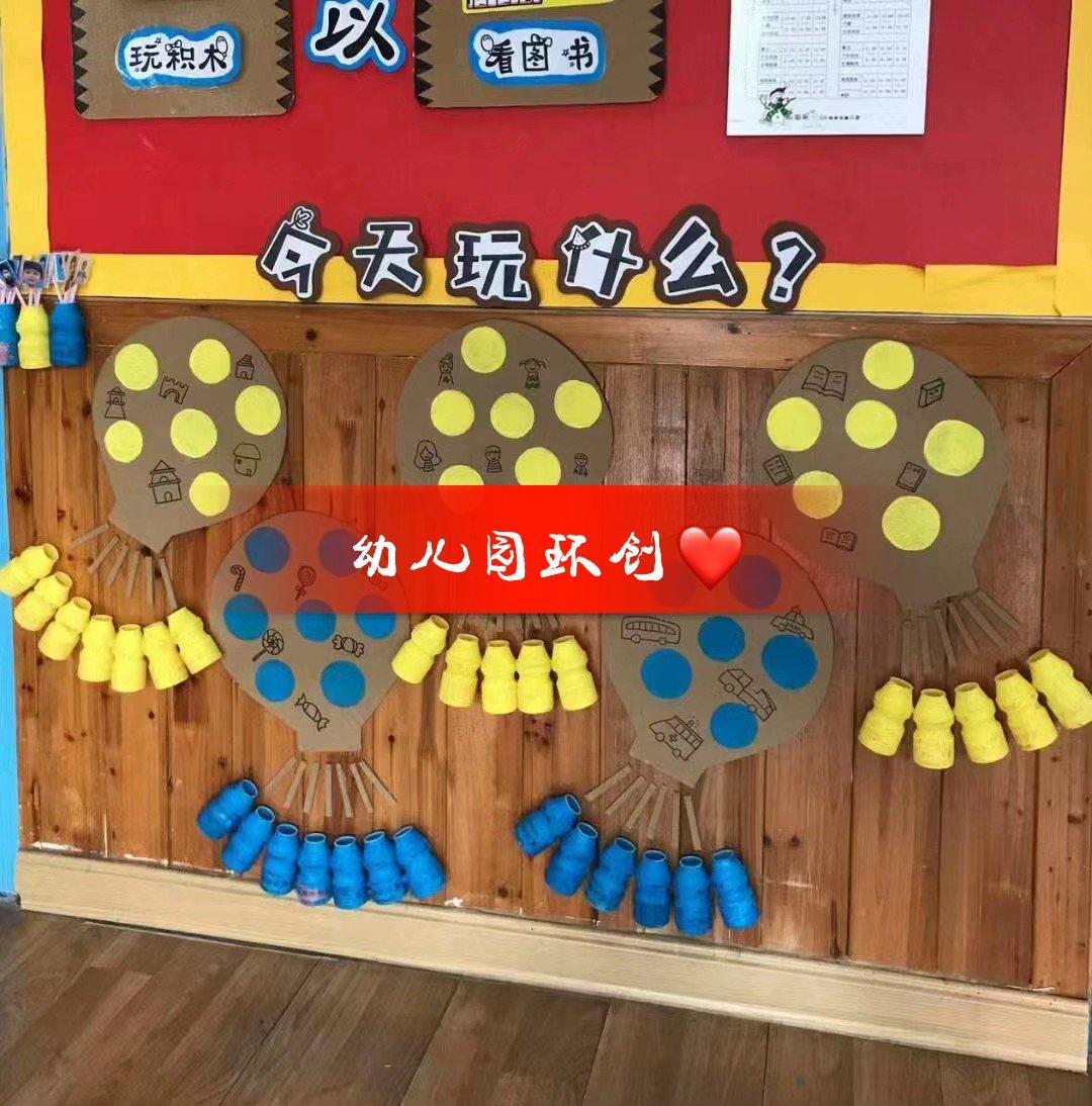 幼儿园环创#幼儿教师