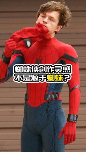 蜘蛛侠的创作灵感不是蜘蛛?无水印高清快手电脑版