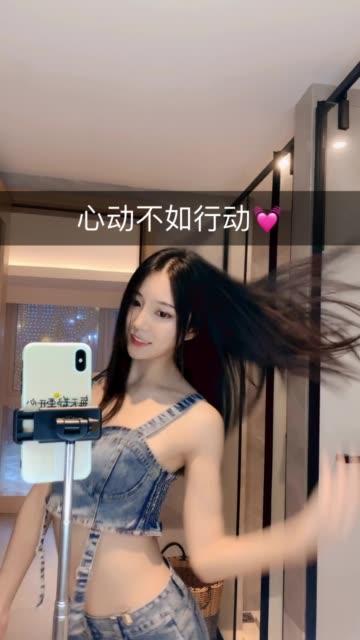 街拍嫩模艾婧baby自拍视频_第5期